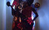 """""""Rodzina"""" instalacja rzeźbiarska  z elementami mechanicznymi i dźwiękowymi..."""