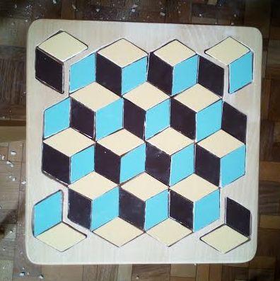 mozaika ceramiczna