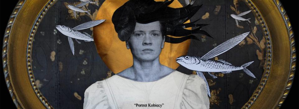 """""""Portret Kobiecy czyli poezja na ulicy"""""""