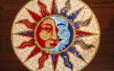 Słońce i Księzyc-jedność przeciwieństw